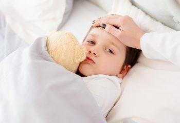 Gripa kod djece