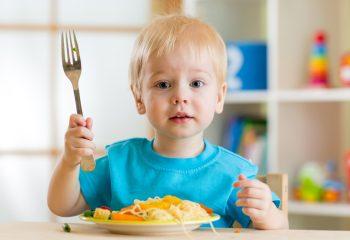 Djeca i večera