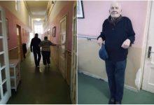 Barba Šime, bolnica na Ugljanu (Foto: Facebook)