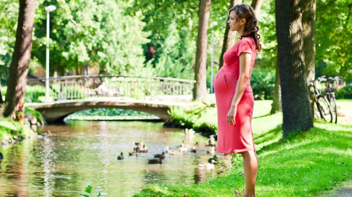 kretanje u trudnoći, dobra priprema za porođaj