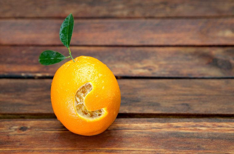 vitamin C, moćni antioksidans