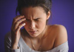 migrena, suho oko, sindrom suhog oka