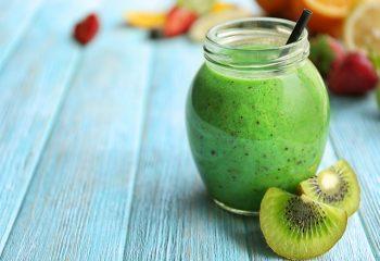 smoothie, zeleni smoothie, voće, povrće