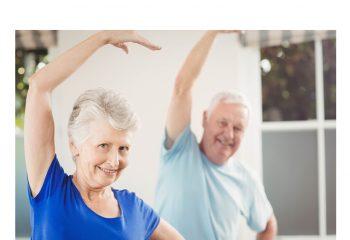 starenje, zlatne godine, tjelesna forma, vježbe, vježbanje