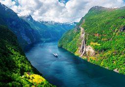 Skandinavija, skandinavske zemlje, putovanja