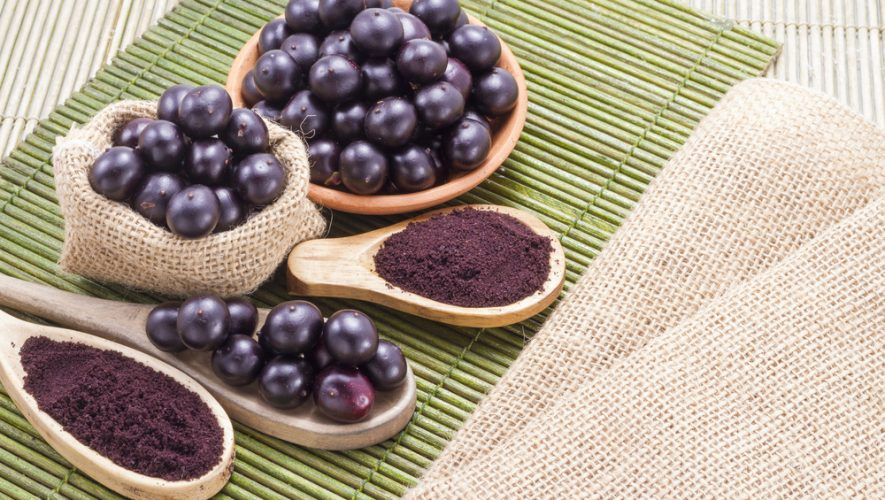 acai bobice, voće, dodaci prehrani