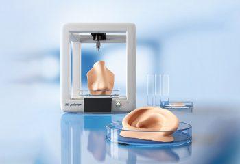 bioprinting, biološki 3D tisak, transplantacijska medicina