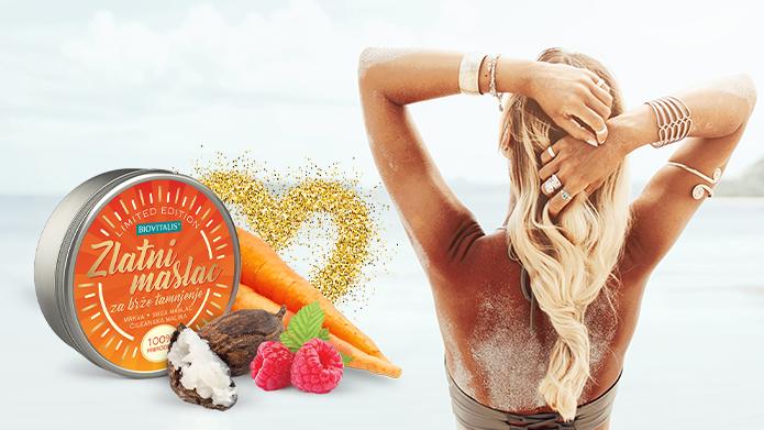 Pripremite kožu za ljeto i zablistajte: Prirodno rješenje za tamnjenje