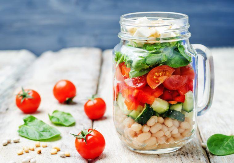 salate, ljetne salate, zdrave salate, doručak