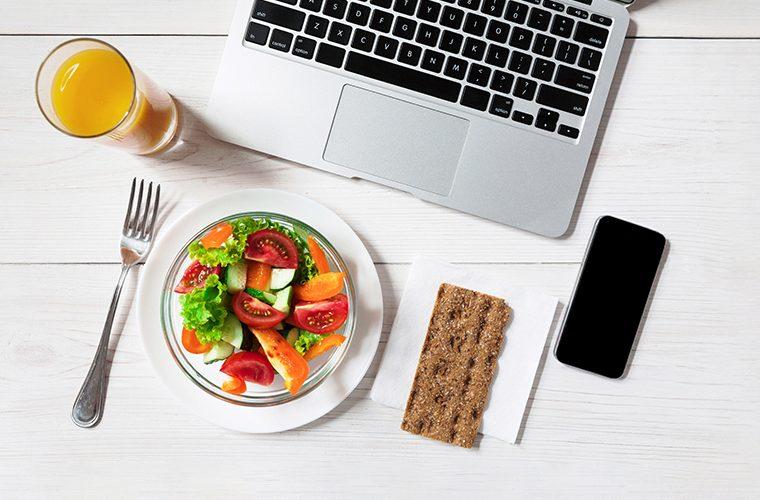 zdravi obroci, posao, produktivnost