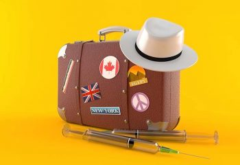 Cijepljenja prije putovanja