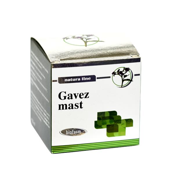 Gavezova mast