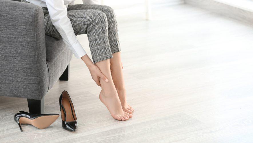 Na noge lagane kako se rijesiti oteklina