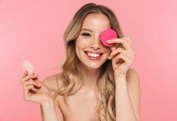 Make-up spuzvice