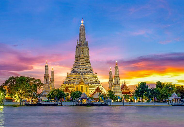 Putovanje na Tajland: Bangkok, otočje Phi Phi, Ayutthaya, Phuket...