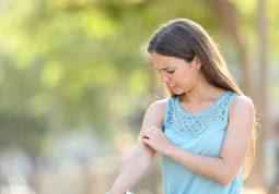 Pojava osipa ljeti uzrokovana je ljetnim vrućinama
