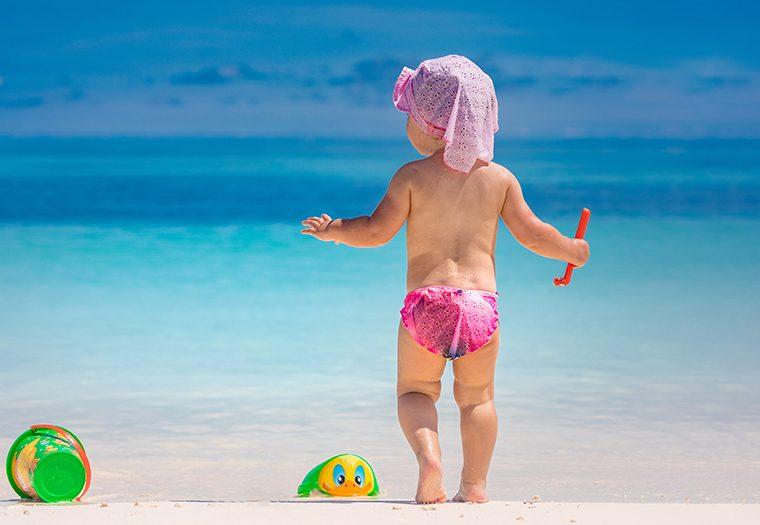 prvo ljetovanje djeteta, zdravlje, ljetovanje