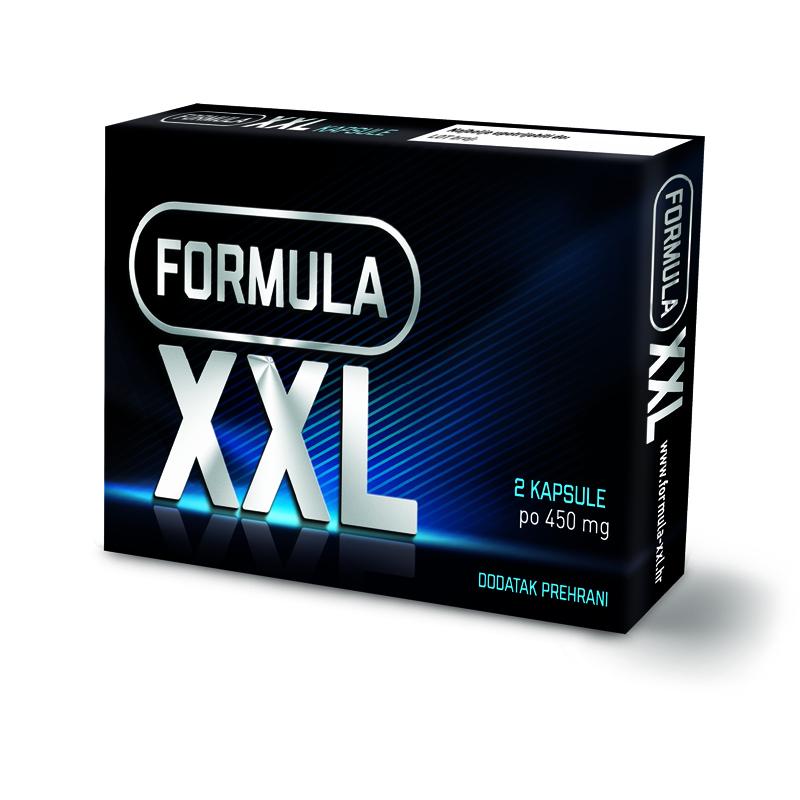 Formula XXL kapsule