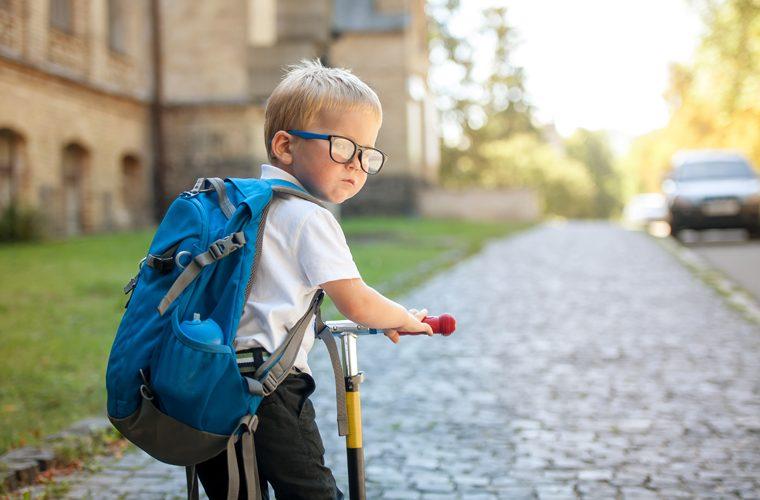 Djeca i sport: sportska aktivnost za polazak u prvi razred