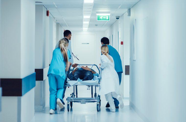 hitna, hitni bolnicki prijem, KBC Sestre milosrdnice, Vinogradska bolnica