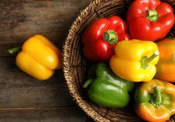paprika, paprike, zdrava prehrana