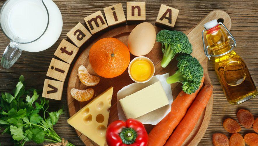 Retinol - vitamin A