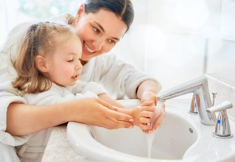 pranje ruku: zašto su ruke važne kad je u pitanju širenje zaraznih bolesti