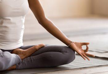 zdrav život uključuje zdrave navike poput meditacije