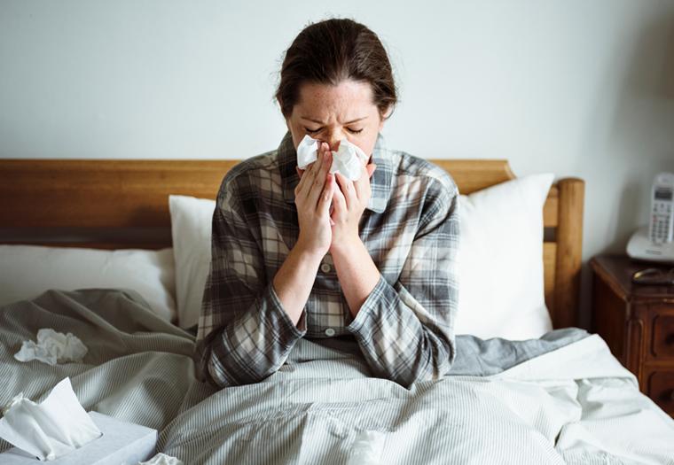 Gripa 2019. - počela je epidemija gripe