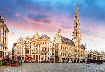 Belgija - upoznajte Bruxelles, Brugge i Gent