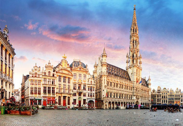 Bruxelles iz Belgije