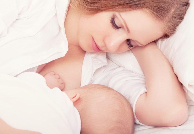 dojenje bebe je nova vještina za majku i novorođenče