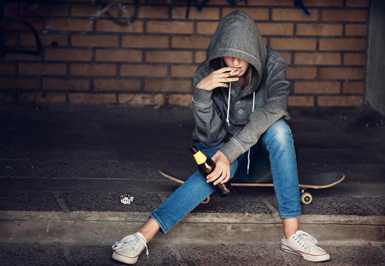 duhan, alkohol, droge stvaraju ovisnost, no što kad je dijete ovisnik