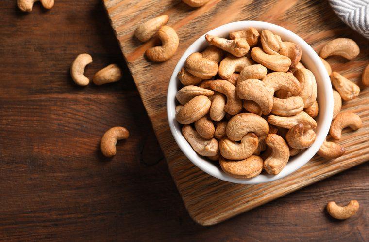 orašasti plodovi su zdrave grickalice -jeste li upoznali indijski oraščić