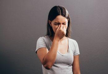 upala sinusa ili sinusitis dijeli se na akutni i kronični