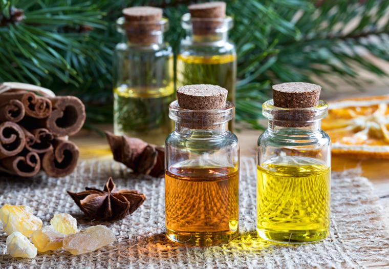 blagdanska aromaterapija i eterična ulja