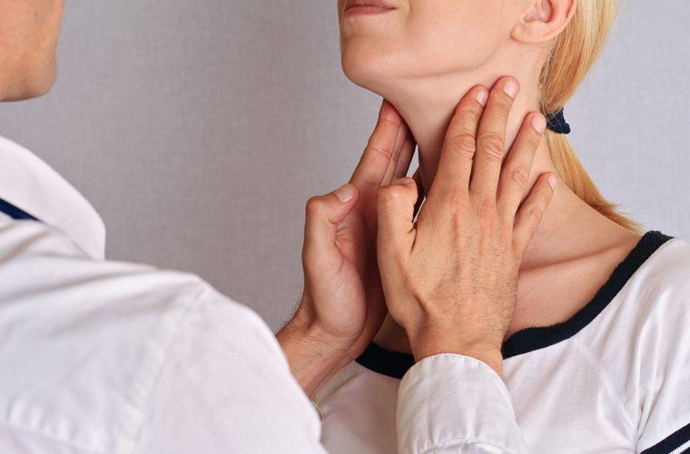 bolesti štitnjače - kako izgleda pregled štitnjače