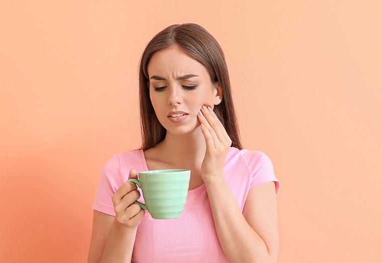 dentinska preosjetljivost i zubi