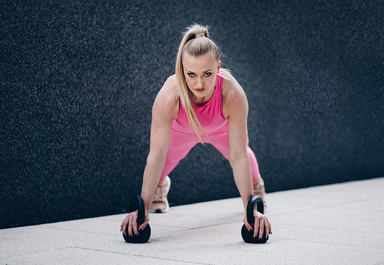plank je vježba cijelog tijela