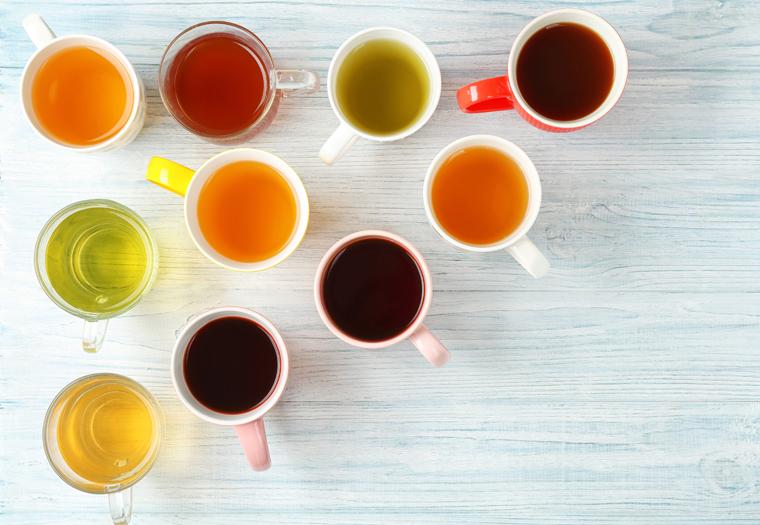 Vrste čajeva