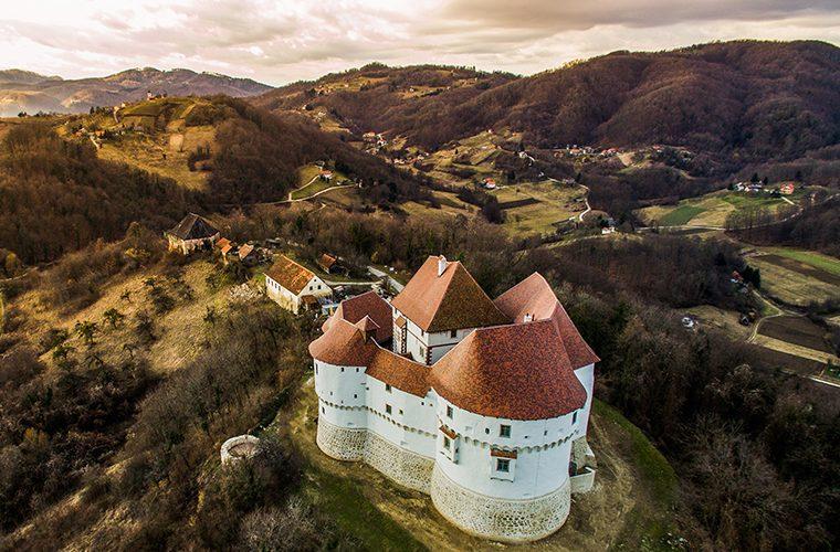 Dvorci Hrvatske Veliki Tabor