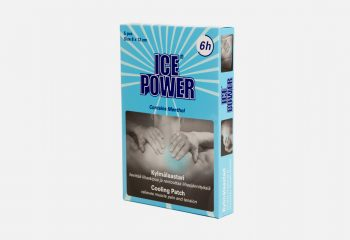 Ice Power flasteri