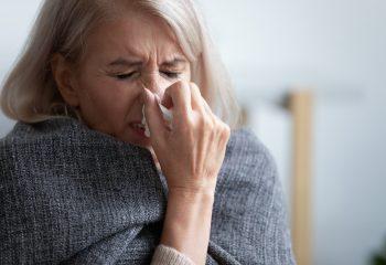 Infekcije disnih puteva starije osobe