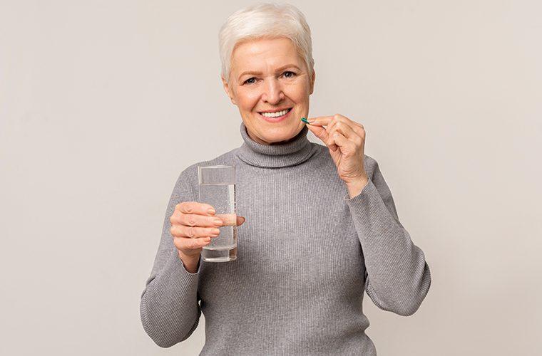 Kad su kosti i njihovo zdravlje u pitanju, samo vitamin D nije dostatan