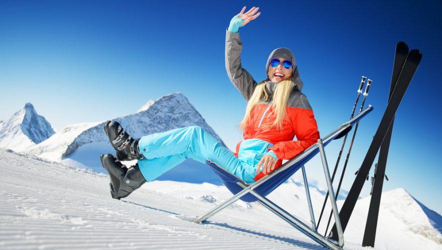 Zimske radosti pripreme za skijanje