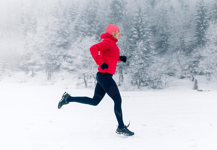 neka vas zima ne uspava - vježbanje popravlja raspoloženje
