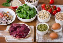 željezo i namirnice - koja je hrana bogata željezom