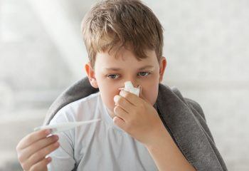 Gripa prehlada djeca