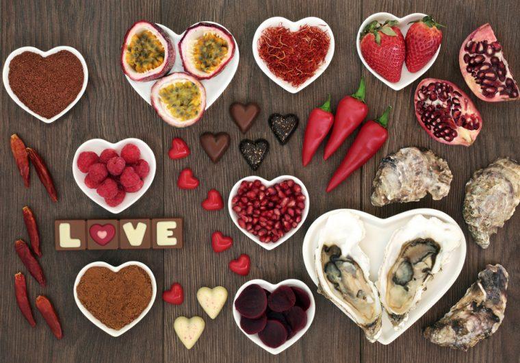 Ljubav afrodizijaci