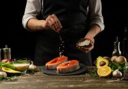 Riba bjelancevine omega-3 masne kiseline zeljezo
